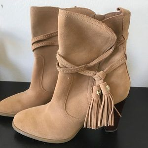Tommy Hilfiger booties